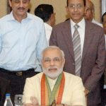 With Shri Narendra Modi