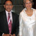 With Patricia Francis of ITC Geneva