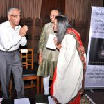 With H.E. Gov. M. K. Narayanan at Raj Bhavan