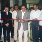 Kumar Inaugurating the ILGF in Kolkata