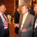 With Dr.Supachai Panitchpakdi, Secy. General UNCTAD